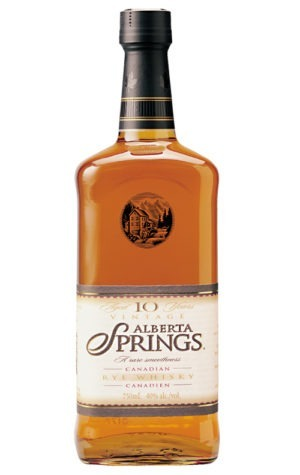 This is an image for Alberta Springs Whisky 750ml