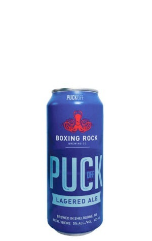 This is an image of Boxing Rock Puck Off Can