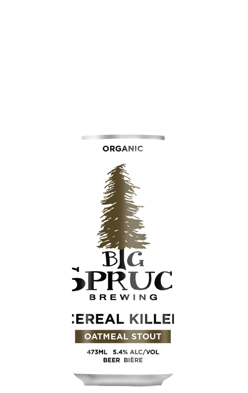 A product image for Big Spruce Cereal Killer 473ml