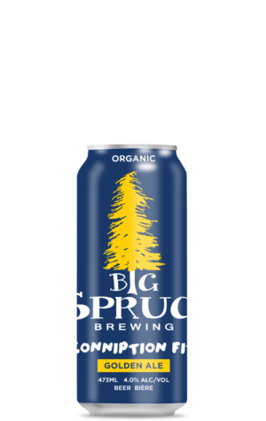 A product image for Big Spruce Conniption Ale
