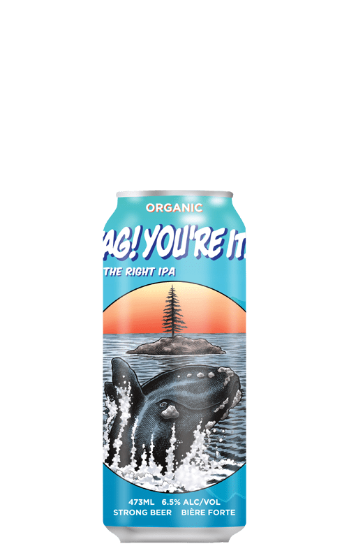A product image for Big Spruce Tag! You're It IPA