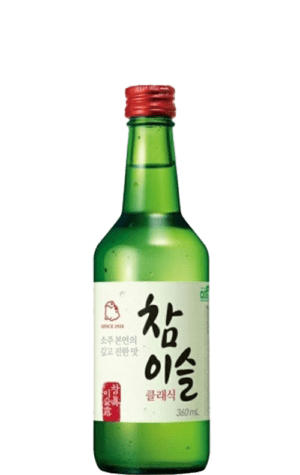 Chamisul Classic Bottle 360ml