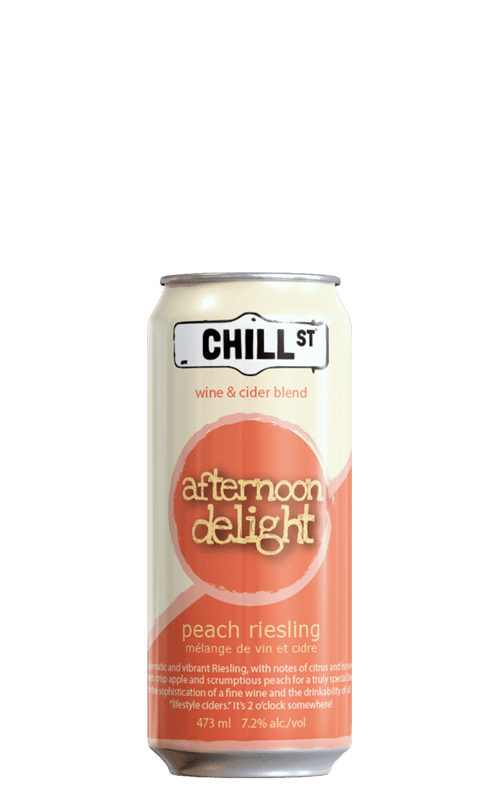Chill St Afternoon Delight 473ml