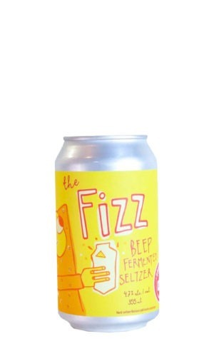 A product image for Good Robot Fizz - Beep!