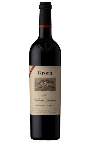 A product image for Groth Cabernet Sauvignon