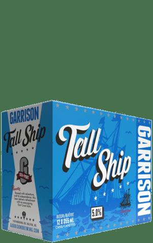 Garrison Tall Ship 12x355ml