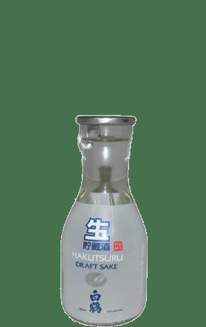 Hakutsuru Draft Sake Bottle 300ml
