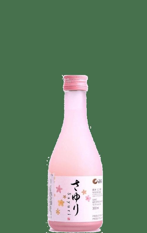 Hakutsuru Sayuri Nigori Sake Bottle 300ml