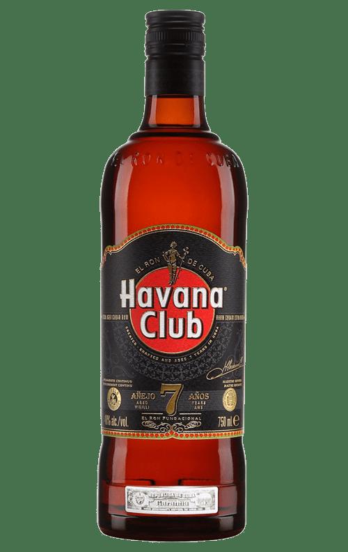 Havana Club 7 YO Rum 750ml