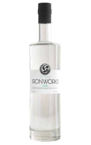 Ironworks Gin 750ml