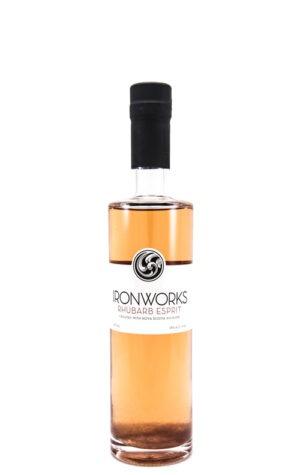 Ironworks Rhubarb Esprit Bottle 375ml