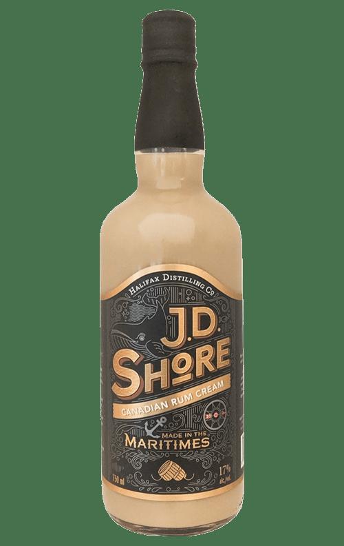 JD Shore Rum Cream 750ml