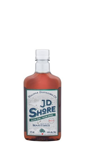This is an image of JD Shore Black 375ml