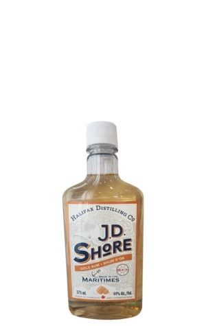 This is an image of JD Shore Gold 375ml