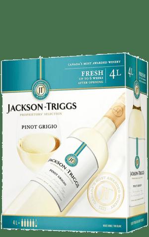 Jackson Triggs Pinot Grigio 4000ml