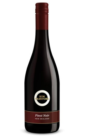 This is an image of Kimcrawford Pinot Noir