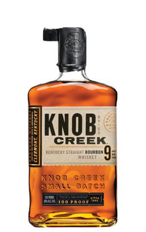 This is an image of Knob Creek Kentucky Bourbon