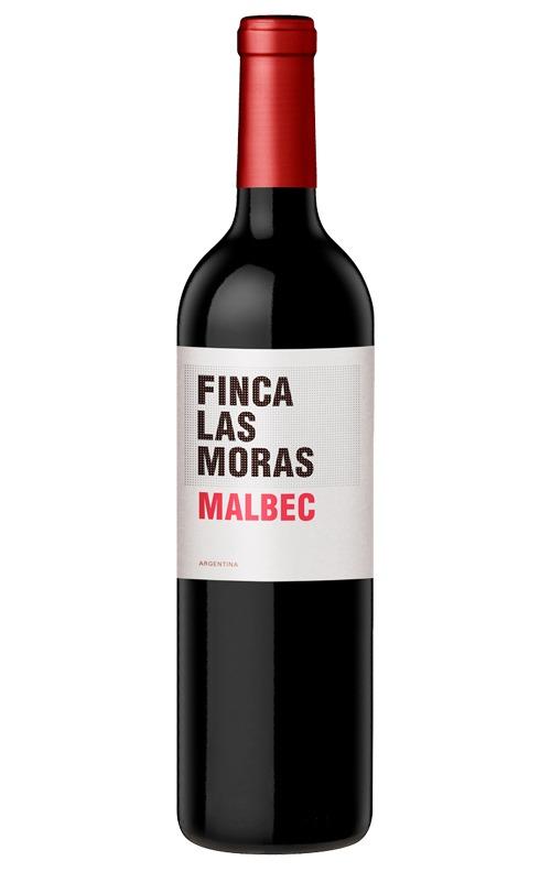 This is an image of Finca Las Moras Malbec