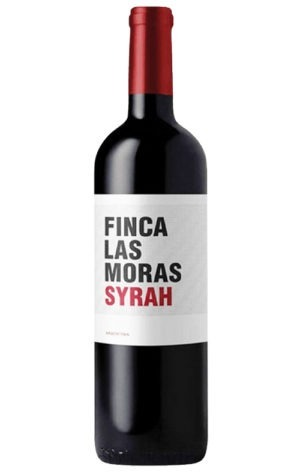 This is an image of Finca Las Moras Syrah