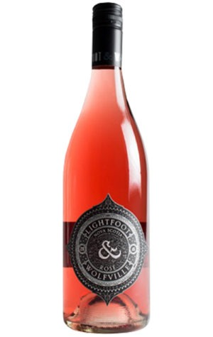 This is an image of Lightfoot Rosé
