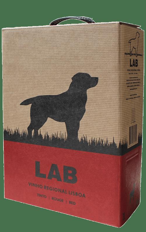 Lab Red Box 3000ml
