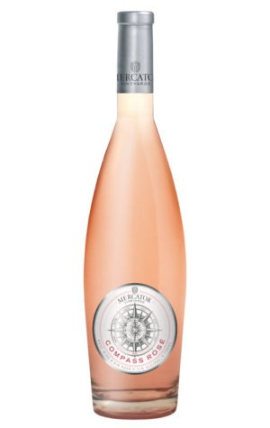 This is an image of Mercator Compass Rosé