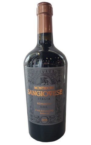 This is an image of Montidori Sangiovese