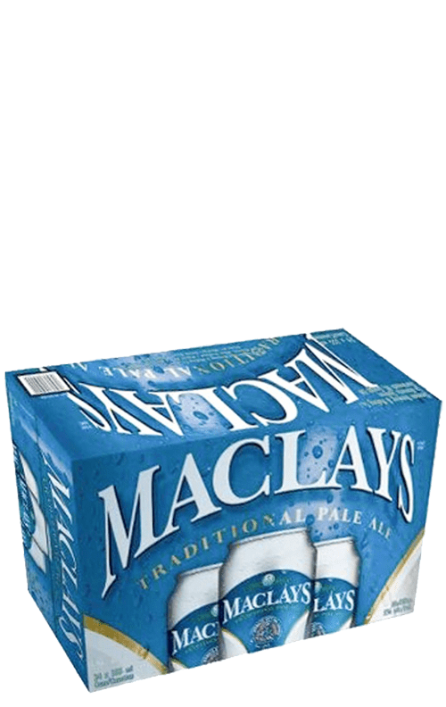 MacLays Pale Ale 24x355ml