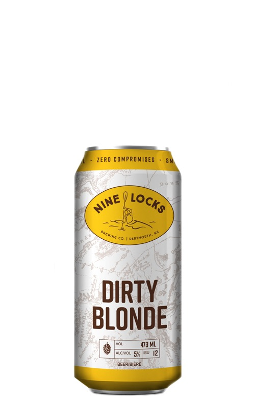 This is an image of Nine Locks Dirty Blonde