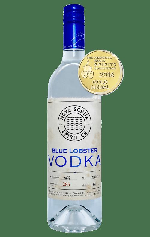 NS Spirit Blue Lobster Vodka 750ml