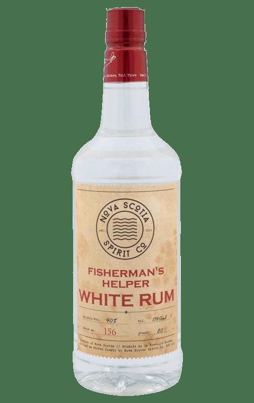 NS Spirit Fisherman's Helper White Rum 1140ml