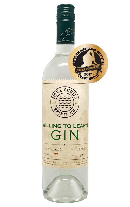 NS Spirit Willing To Learn Gin 750ml