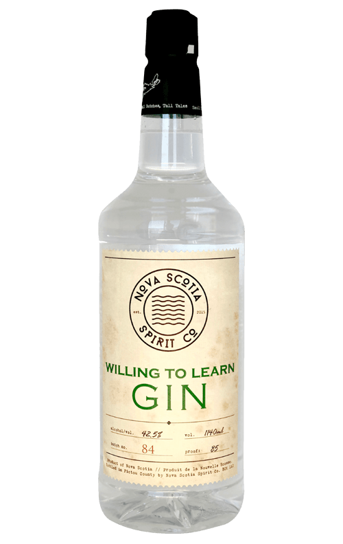 NS Spirit Willing to Learn Gin 1140ml