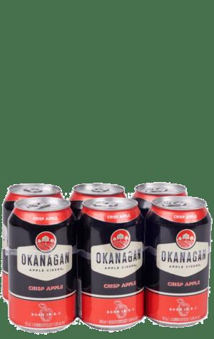 Okanagan Apple Cider 6x355ml