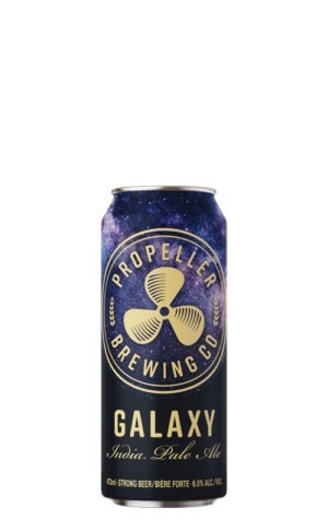 This is an image for Propeller Galaxy IPA 473ml