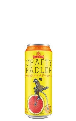 This is an image of Crafty Radler Grapefruit & Tangerine