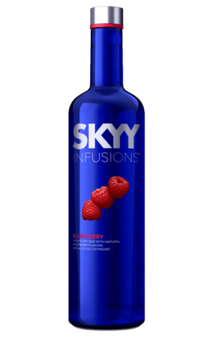 SKYY Infusions Raspberry 750ml