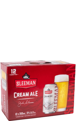 Sleeman Cream Ale 12x355ml