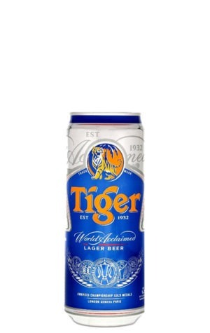 A product image for Tiger Beer 500ml