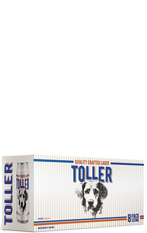 Toller Craft Lager 8x355ml
