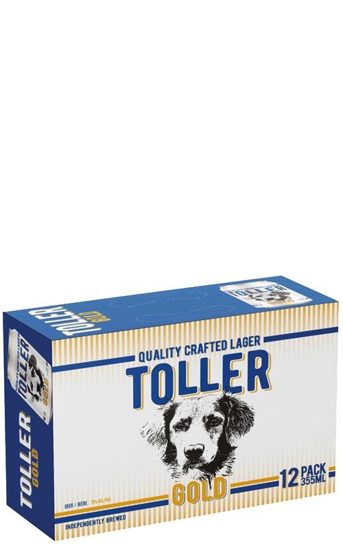 Toller Gold 12x355ml