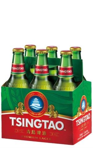 Tsingtao Beer 6x330ml