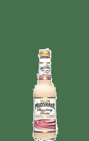 Vodka Mudshake Strawberry Bottle 270ml