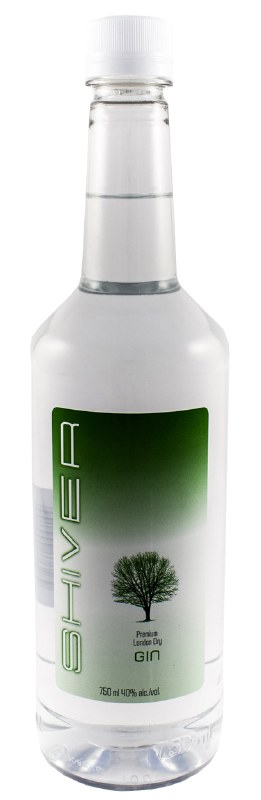 This is an image of Shiver Gin 750ml