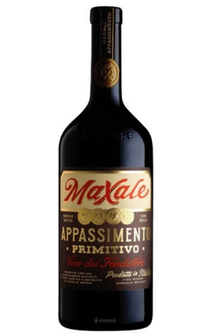 This is an image of Maxale Primitivo Appassimento