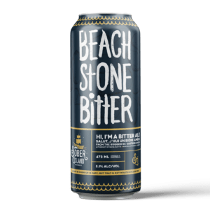 A product image for Sober Island Beachstone Bitter