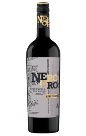This is an image of Nero D'Avola Appassimento