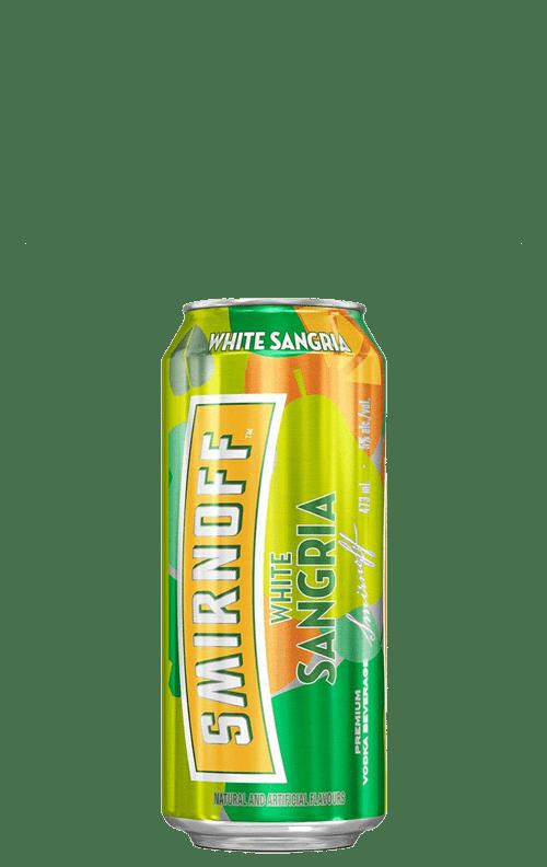 Smirnoff White Sangria Can 473ml