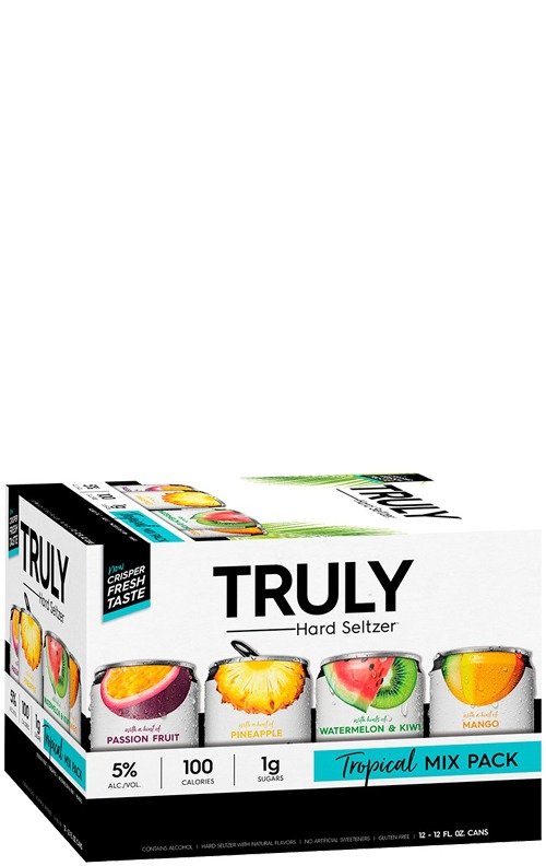 Truly Tropical Variety 12x355ml