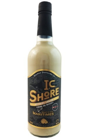 A product image for IC Shore Whiskey Cream